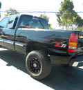 chevrolet silverado 1500 1999 black ls z71 gasoline v8 4 wheel drive automatic 92882