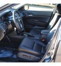 honda accord 2010 dk  gray sedan lx p gasoline 4 cylinders front wheel drive automatic 77065
