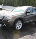 bmw x3 2012 sparkling bronze me suv xdrive35i gasoline 6 cylinders all whee drive automatic 27616