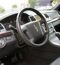 lincoln mks 2009 black sedan awd,nav,vista roof,chrome gasoline 6 cylinders all whee drive automatic 07012