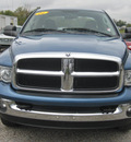 dodge ram pickup 2500 2004 blue st gasoline 8 cylinders 4 wheel drive automatic 62863