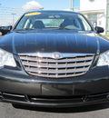 chrysler sebring 2008 black sedan lx gasoline 4 cylinders front wheel drive automatic 46410