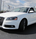 audi a3 2012 white wagon 2 0 tdi premium plus diesel 4 cylinders front wheel drive 6 speed s tronic 46410