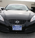 hyundai genesis coupe 2012 black coupe 2 0t gasoline 4 cylinders rear wheel drive automatic 94010