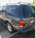 ford explorer 2000 blue suv xlt gasoline v6 4 wheel drive automatic 81212