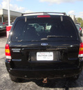 ford escape 2003 black suv limited gasoline 6 cylinders dohc 4 wheel drive automatic 60443