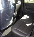 ford escape 2012 black suv xlt gasoline 4 cylinders front wheel drive automatic with overdrive 08753