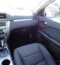 ford fusion 2012 silver sedan se gasoline 4 cylinders front wheel drive automatic with overdrive 60546