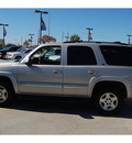 chevrolet tahoe 2005 tan suv lt gasoline 8 cylinders rear wheel drive 4 speed automatic 77090
