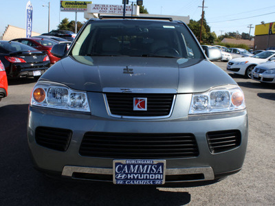 saturn vue 2007 gray suv green line hybrid hybrid 4 cylinders front wheel drive automatic 94010