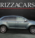 lincoln mkx 2010 steel bluenavi suv awd gasoline 6 cylinders all whee drive automatic with overdrive 60546
