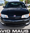 saturn ion 3 2006 black coupe gasoline 4 cylinders front wheel drive automatic 32771