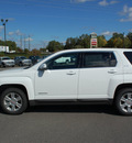 gmc terrain 2012 white suv sle 1 flex fuel 4 cylinders front wheel drive automatic 27330
