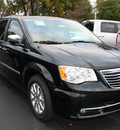 chrysler town and country 2012 black van touring l flex fuel 6 cylinders front wheel drive automatic 07730
