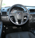 mitsubishi endeavor 2010 black suv se gasoline 6 cylinders front wheel drive automatic 27215
