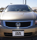 honda accord 2010 beige sedan lx gasoline 4 cylinders front wheel drive automatic 76018