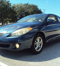 toyota camry solara 2005 blue coupe se gasoline 4 cylinders front wheel drive automatic 32901