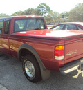 ford ranger 1999 red xlt flex fuel v6 4 wheel drive automatic 32901