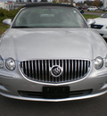 buick lacrosse 2009 gray sedan cx gasoline 6 cylinders front wheel drive automatic 13502