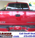 chevrolet s 10 2004 dk  red 4x4 ls gasoline 6 cylinders 4 wheel drive automatic 45840