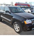 jeep grand cherokee 2008 black suv overland gasoline 8 cylinders 4 wheel drive automatic 98901