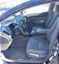 honda civic 2009 blue sedan lx gasoline 4 cylinders front wheel drive automatic 28557
