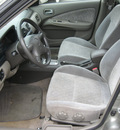 nissan sentra 2002 silver sedan gxe gasoline 4 cylinders front wheel drive automatic with overdrive 45840