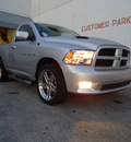 ram ram pickup 1500 2011 silver r t sport gasoline 8 cylinders 2 wheel drive automatic 33157
