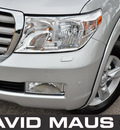 toyota land cruiser 2011 silver suv gasoline 8 cylinders 4 wheel drive automatic 32771