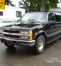 chevrolet suburban 2500 1995 black suv ls diesel 8 cylinders rear wheel drive automatic 43560