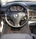 bmw 5 series 2004 gray sedan 530i gasoline 6 cylinders rear wheel drive automatic 76018