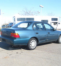 toyota corolla 1995 blue sedan dx gasoline 4 cylinders front wheel drive 5 speed manual 80504