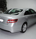 toyota camry 2011 silver sedan se gasoline 4 cylinders front wheel drive automatic 91731