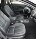 mazda mazda6 2010 black sedan i grand touring gasoline 4 cylinders front wheel drive automatic 76210