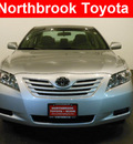 toyota camry 2009 silver sedan le v6 gasoline 6 cylinders front wheel drive automatic 60062