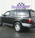 toyota 4runner 1999 black suv sr5 gasoline v6 4 wheel drive automatic 80905