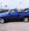 ford ranger 2006 blue pickup truck stx gasoline 6 cylinders rear wheel drive automatic with overdrive 32401