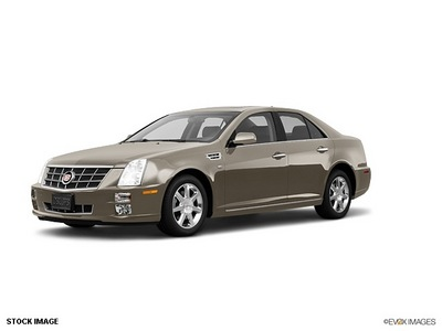 cadillac sts 2011 v6 luxury gasoline 6 cylinders shiftable automatic 55313