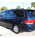 honda odyssey 2010 blue van ex gasoline 6 cylinders front wheel drive automatic with overdrive 77065