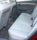 chevrolet malibu 2009 red sedan lt2 gasoline 4 cylinders front wheel drive automatic 27616