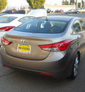 hyundai elantra 2012 desert bronze sedan limited 4 cylinders front wheel drive 6 speed automatic 99208