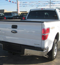 ford f 150 2011 white xl flex fuel 6 cylinders 4 wheel drive 6 speed automatic 62863