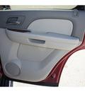 gmc yukon 2009 red suv slt flex fuel 8 cylinders 2 wheel drive automatic 77388