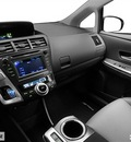 toyota prius v 2012 wagon hybrid 4 cylinders front wheel drive cvt 91731