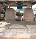 ford econoline e 150 1996 white van v8 not specified 80910