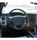 ford expedition el 2008 stone green suv eddie bauer gasoline 8 cylinders 4 wheel drive automatic with overdrive 07724