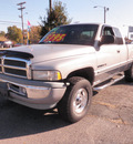 dodge ram pickup 1500 1998 silver slt gasoline v8 4 wheel drive automatic 28217