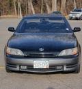 lexus es 300 1996 black sedan gasoline 6 cylinders front wheel drive automatic 55318