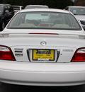 mazda 626 2000 white sedan es v6 gasoline v6 front wheel drive automatic 07730