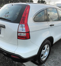 honda cr v 2009 white suv lx gasoline 4 cylinders front wheel drive automatic 34474